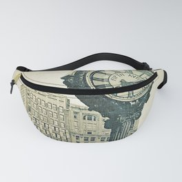 Fifth Avenue time Fanny Pack