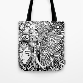 The Bride of the Watergod Tote Bag