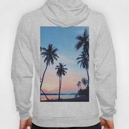 Palms Beach Sunrise Hoody