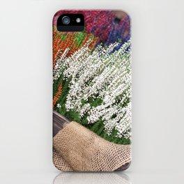 Briar iPhone Case