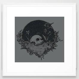 Across the Pond  Framed Art Print