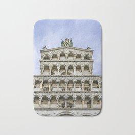 San Martino Cathedral, Lucca, Italy Bath Mat