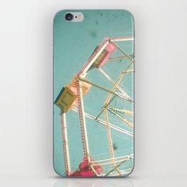 Big Wheel iPhone Skin