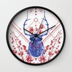 Evolution II Wall Clock