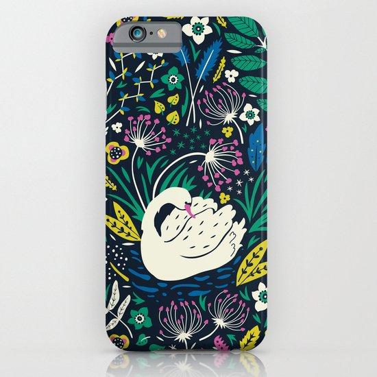 Wild Swan iPhone & iPod Case