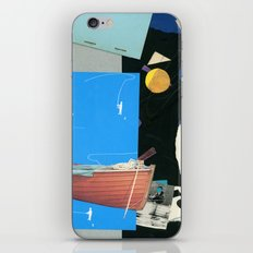Aquatic Huntsman iPhone & iPod Skin