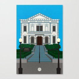 Crocker Art Museum Canvas Print