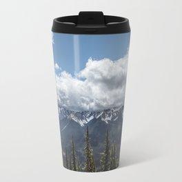 Landscape Banff Gondola View Travel Mug