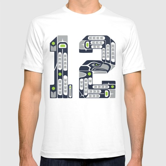 Seattle 12th Man T-shirt