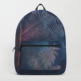 Abstract Fern Backpack