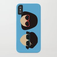 submarine iPhone & iPod Cases featuring Submarine by Loverly Prints