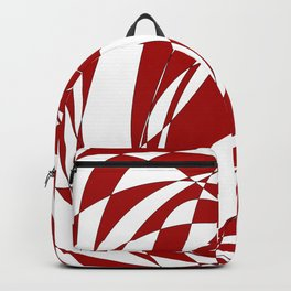 Abstract doodle Backpack