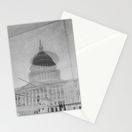 Capitol Reflection Stationery Cards