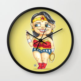 Wonderful Diana Wall Clock