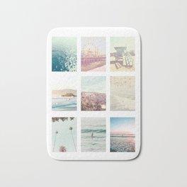 California Dream 9 Photo Print Bath Mat