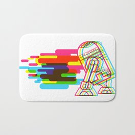 Technicolor R2D2 Bath Mat
