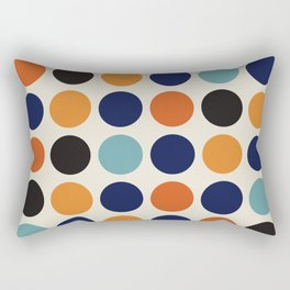 ArtHaus Dots Rectangular Pillow