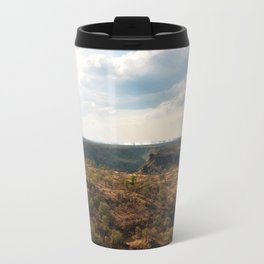 Mist of Victoria Falls. Travel Mug
