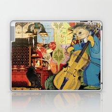 Distarcted Busker Laptop & iPad Skin