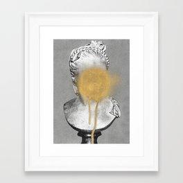 Busted 1 Framed Art Print