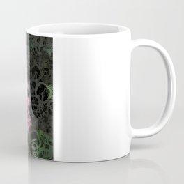 Pink Roses in Anzures 4 Letters 4 Coffee Mug