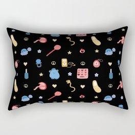 2000's Arcade Rectangular Pillow