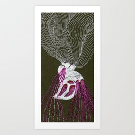 FLUIR Art Print