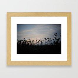 Southerdown Sunset Framed Art Print