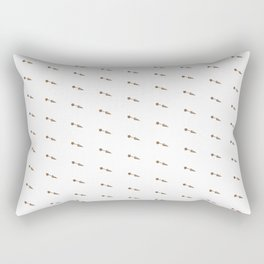 CARROT PATTERN Rectangular Pillow