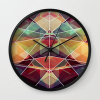 journey Wall Clocks featuring Journey by VessDSign