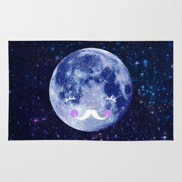 Goodnight moon Rug