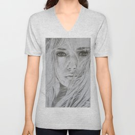 Stay with me Unisex V-Neck