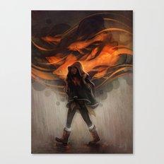 Seastorm Canvas Print