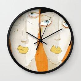 « ils » Wall Clock
