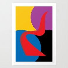 Panton Art Print