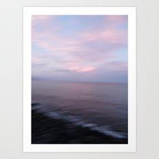 Wave 5 Art Print