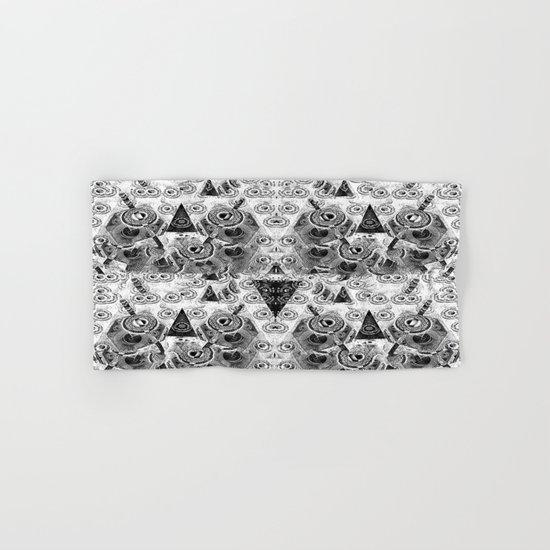 Triangulum Nigrum ad Mortem Hand & Bath Towel