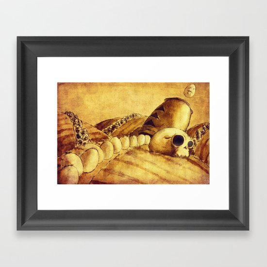 Cannuovi Framed Art Print