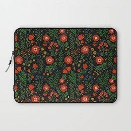 Russian flowers Laptop Sleeve