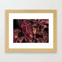 iamjp Framed Art Print
