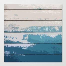 Drift wood surfing driftwood Canvas Print