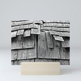 Warped  Mini Art Print