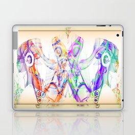 Let the Music Flow Laptop & iPad Skin