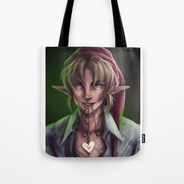 Link Valentine Tote Bag