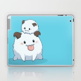 LoL Poro - Blue ver. Laptop & iPad Skin