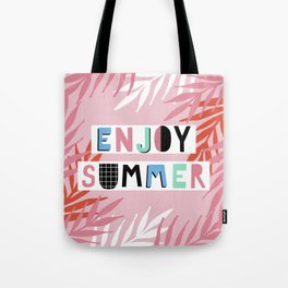 Enjoy summer Tote Bag