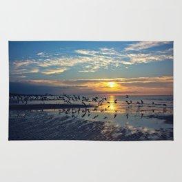 Morning Birds Rug