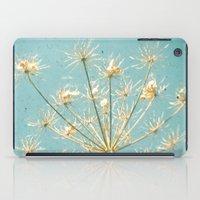 umbrella iPad Cases featuring Umbrella by Cassia Beck
