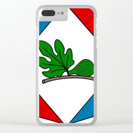 El_Kerma_Coat_of_Arms_(French_Algeria) Clear iPhone Case