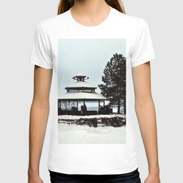 Gazebo on the Lake T-shirt